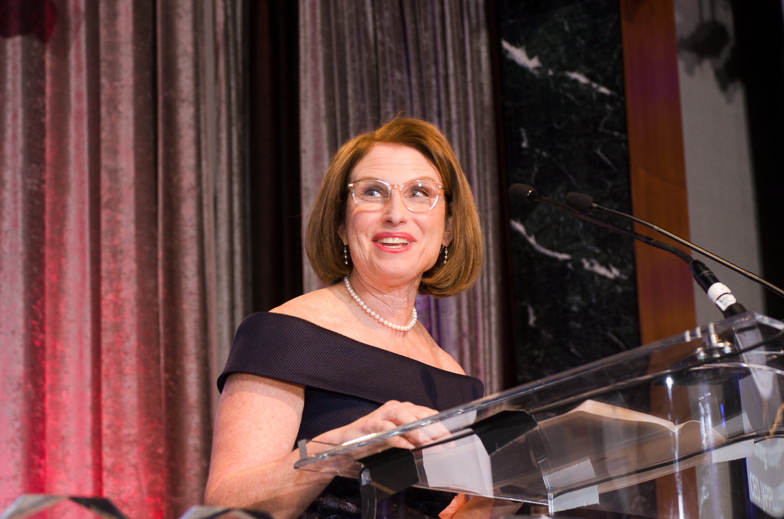 Catalyst President and CEO, Lorraine Hariton, urges corporate leaders to model inclusion.