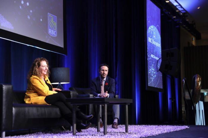 A live-streamed episode of the podcast RBC Disruptors, a speaker series moderated by RBC SVP John Stackhouse, featuring special guest Carol Leaman, President & CEO, Axonify. They discussed how microlearning can enhance training and reskilling for an organization's workforce.