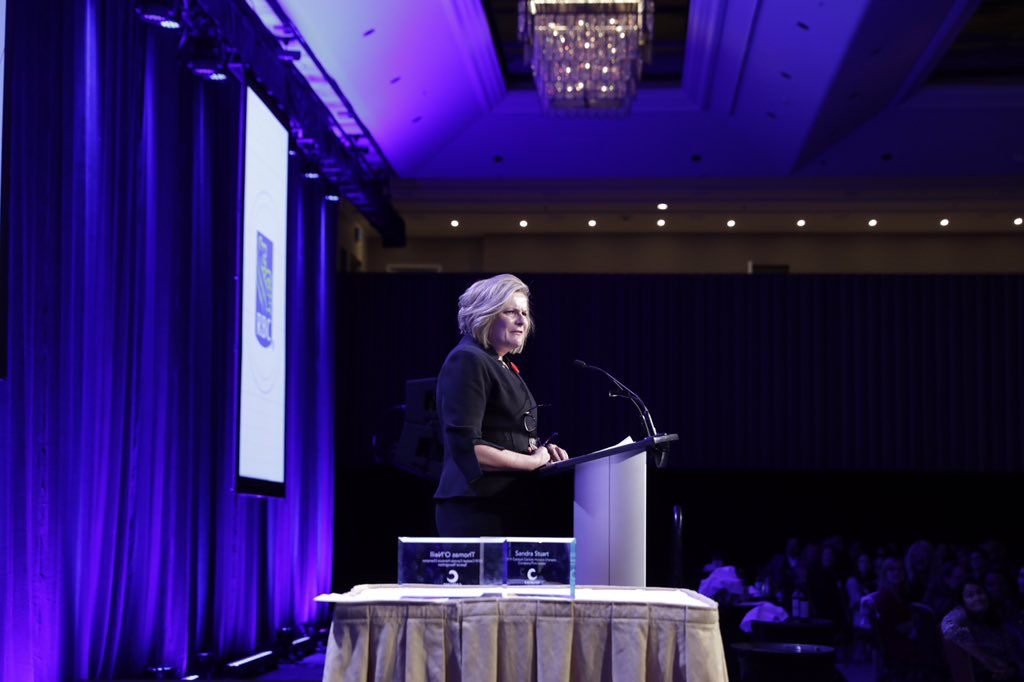 Sandra Stuart, Group General Manager, President & CEO, HSBC Bank Canada
