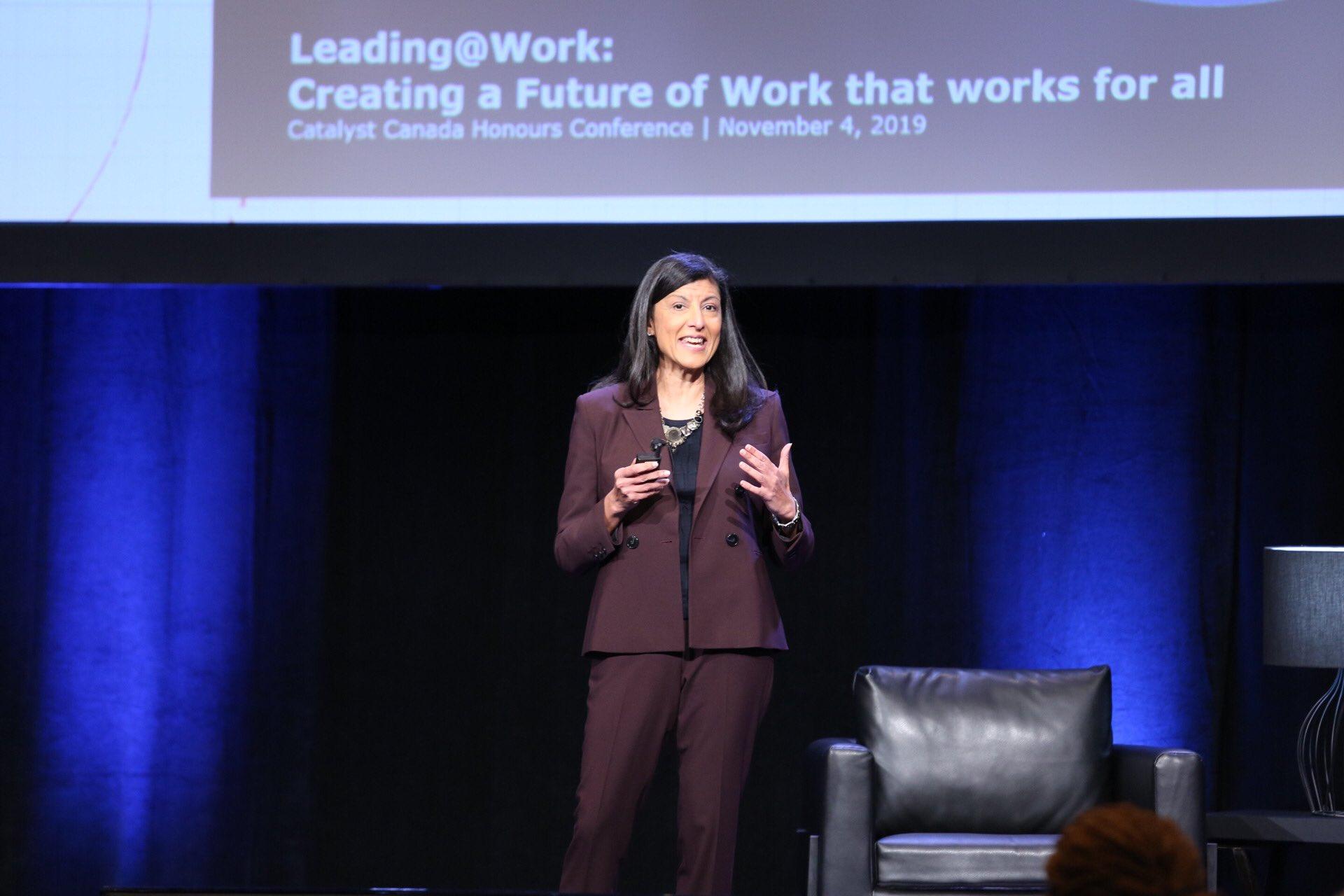 Zabeen Hirji, Executive Advisor, Future of Work, Deloitte