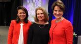 Claudia Chan, Lorraine Hariton, Marillyn A. Hewson