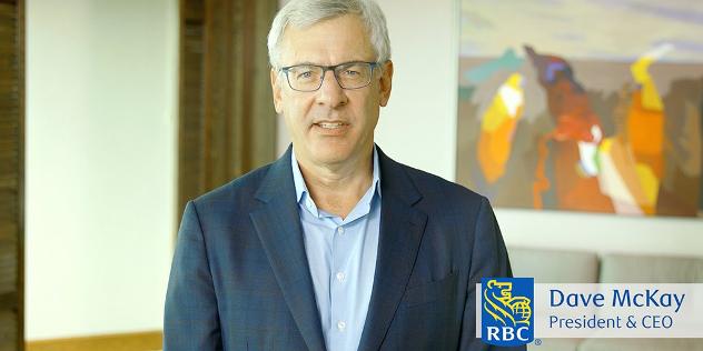 RBC CEO Dave McKay
